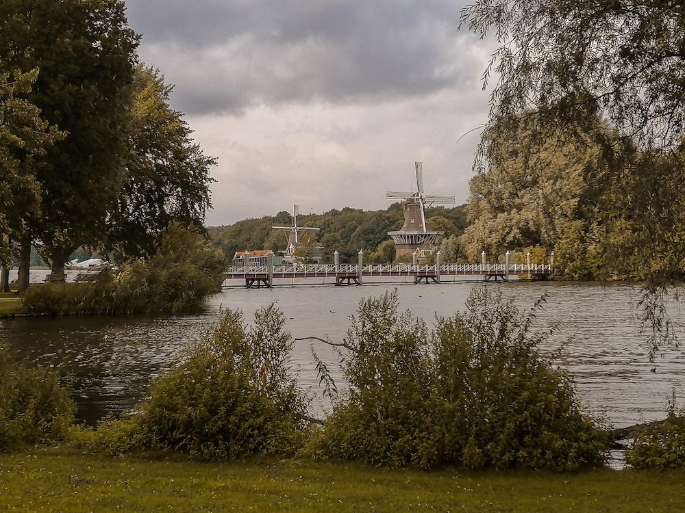 De Kralingse Plas is tijdens de herfst in Rotterdam ook heel mooi om te zien. Ideaal voor een boswandeling!