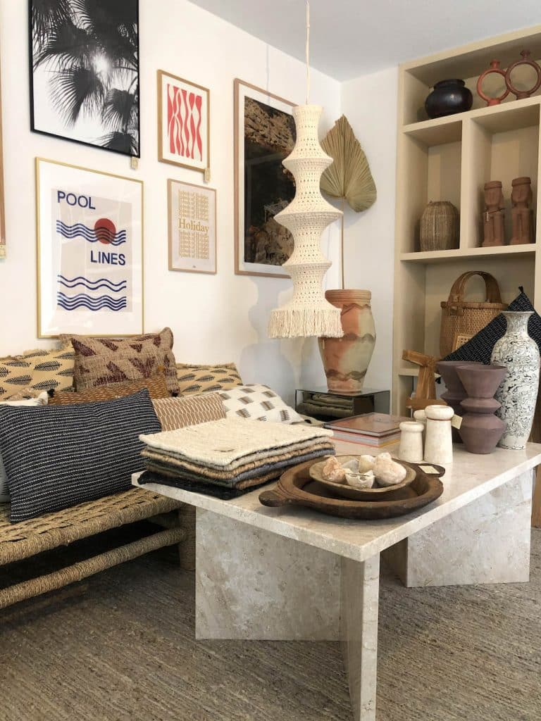 Zomers shoppen kan bij Studio Soleil op de Zwaanhals in Rotterdam Noord! Hier verkopen ze de mooiste items voor jouw interieur.