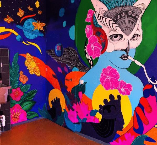 Een van Rotterdams meest interessante kunstenaars is zeker Naomi King. Lees meer over zijn werk hier.