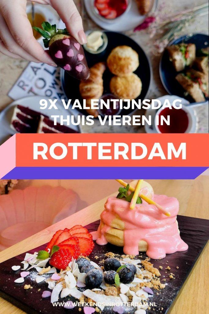 Maak Valentijnsdag toch nog speciaal met deze leuke Valentijnsdag menu's, boxen en specials