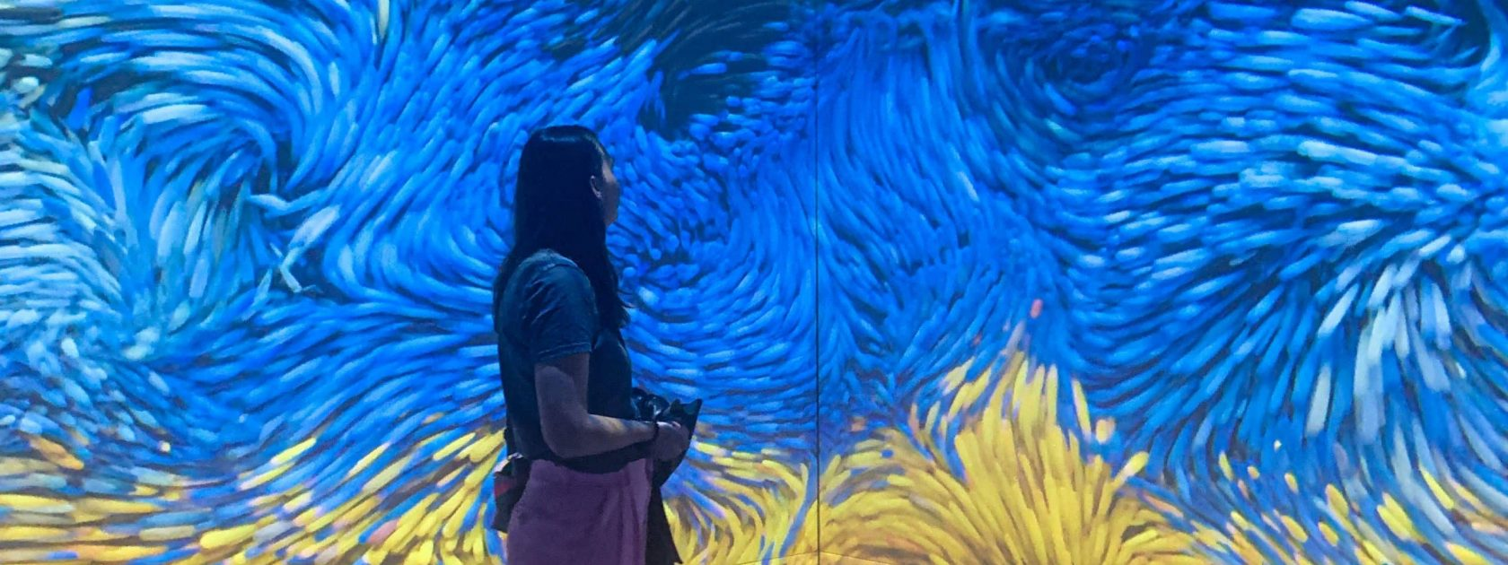 Onder de Erasmusbrug vind je de unieke Remastered Experience, waar je een wordt met kunst en muziek. Toffe projecties brengen je naar een wereld geïnspireerd door Oude Hollandse Meesters.